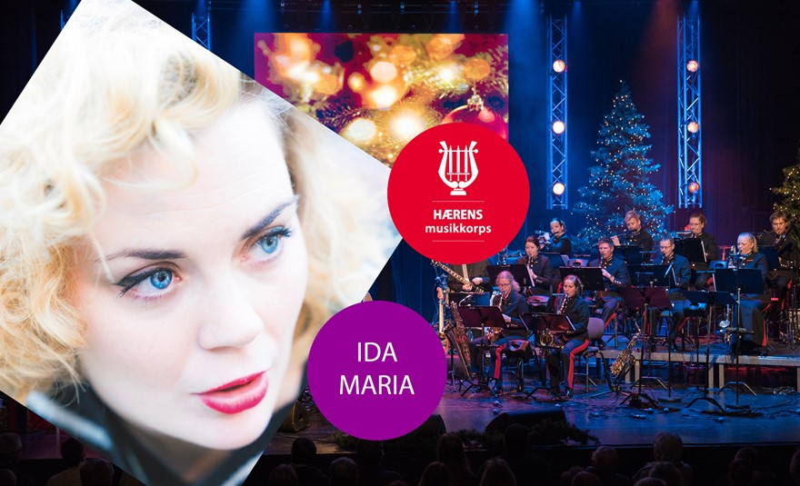 HRMK & Ida Maria: Swinging Christmas