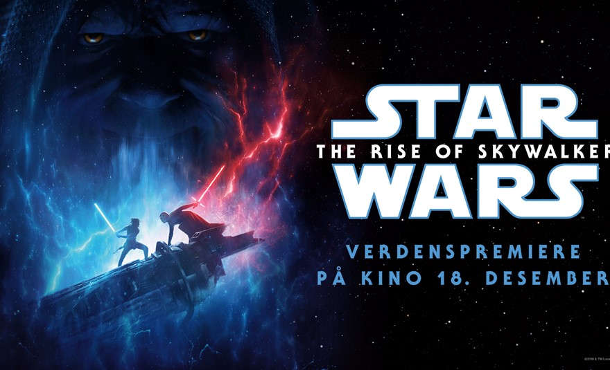 Star Wars: The Rise of Skywalker (2D Atmos)